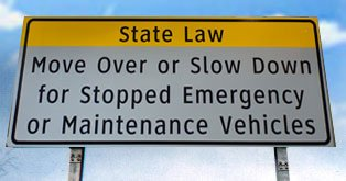"Nevada's New ""Move Over Law"""