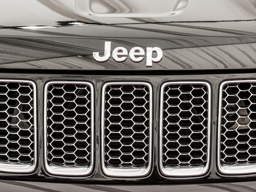 2014 and 2015 Jeep Grand Cherokee 4x4