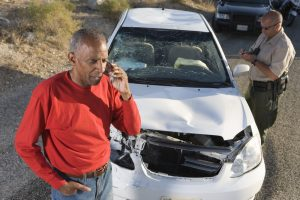 Report the Accident to Your Insurance Company