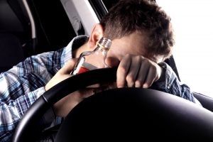When Dealing with a Drunk or Impaired Driver Prepare for the Unexpected