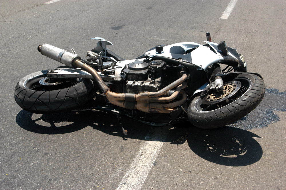 Motorcycle Accidents by the Numbers