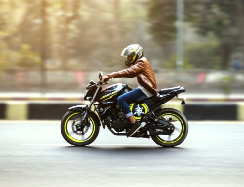 Five Safety Tips for Motorcyclists