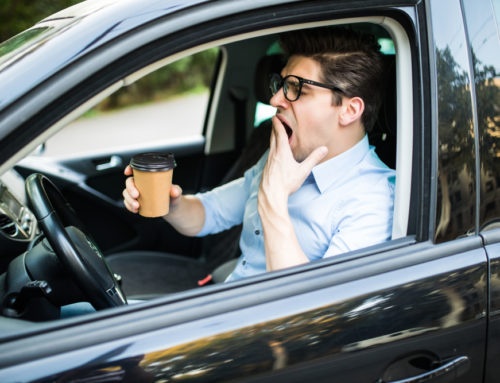Why It Can Wait! Think Before You Drive Tired